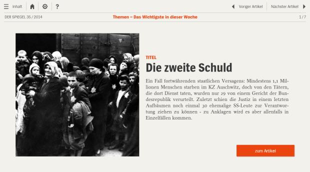 Spiegel 35.2014