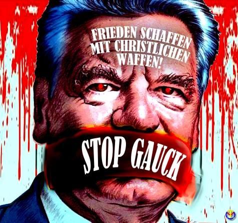Stop Gauck